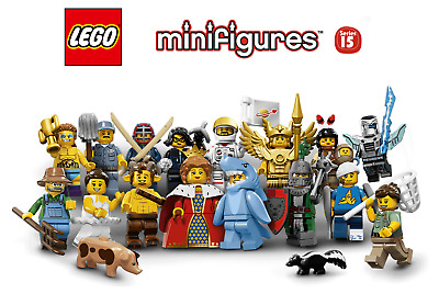 Pick your own! 👸 LEGO Collectable Minifigure Series 15 71011