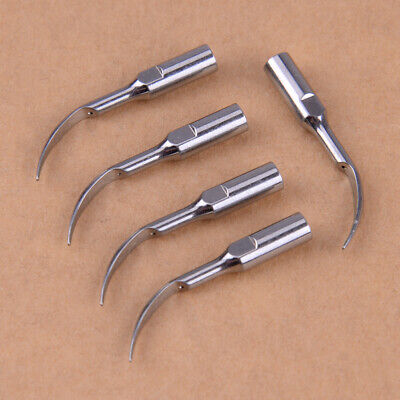 5x Dental Scaler Perio Scaling Tip fits DTE SATELEC Ultrasonic Handpiece GD1