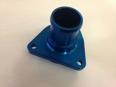 Peugeot 106 GTi Billet Alloy Thermostat Housing TU5J4 (BLUE) - SPOOX