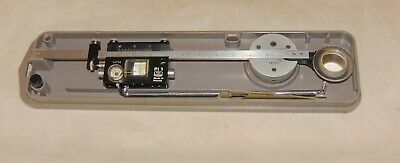 Planimeter PZO P1,  with box, Polarplanimeter