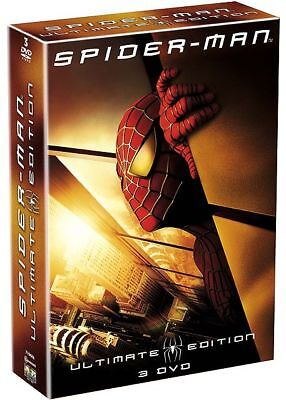 Spider-Man - Ultimate Edition 3 DVD