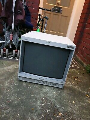 Sony PVM 20M2MDE - partial capkit done with brand new Nichicon Capacitors