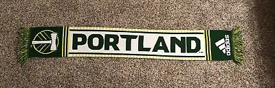 c9c43d6a731 PORTLAND TIMBERS SOCCER FC AWESOME MLS SGA Acrylic Sweater Knit ...
