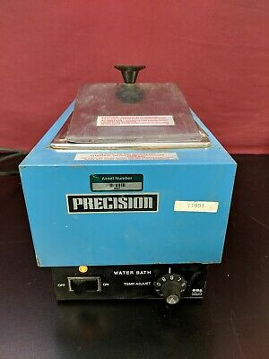 Precision 182 Water Bath PN 66643-25 / 25-100°C FULLY TESTED / 30 DAY GUARANTEE