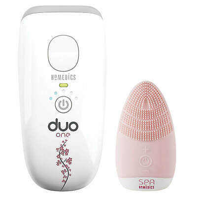 HoMedics Duo One IPL Permanent Hair Reduction Special Spa Edition - Opened box