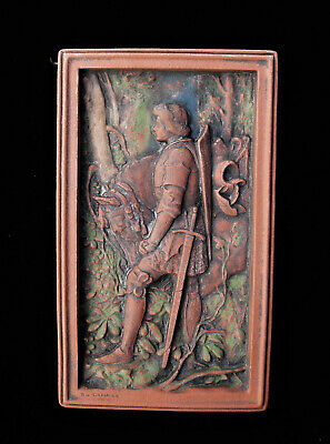Sir Galahad  Camelot  Medieval  Arts And Crafts    Gothic  Ellison Tile