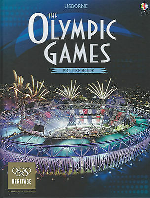Usborne - The Olympic Games Picture Book - BRAND NEW!!!
