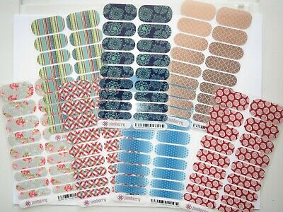 Jamberry 2014 2015 Host Exclusives Full Sheet Nail Wraps