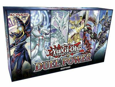 Yu-Gi-Oh Duel Power Box Collector's Set - Factory Sealed