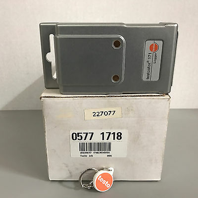 NIB Testo 0577 1718 High Temperature Data Logger