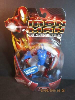 2008 IRON MAN CAPTAIN AMERICA ARMOR 6in action figure (movie) Marvel Legends