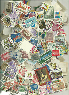 500 Worldwide Stamps,  All Different, No Us 29