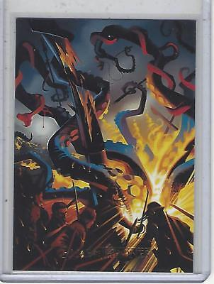 Game of Thrones Season 7 Beautiful Death Gold Card BD62 #036/150