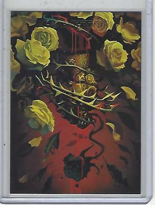 Game of Thrones Season 7 Beautiful Death Gold Card BD63 #042/150