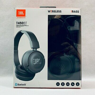 JBL T110BT WIRELESS Earbuds with Three-Button Remote and