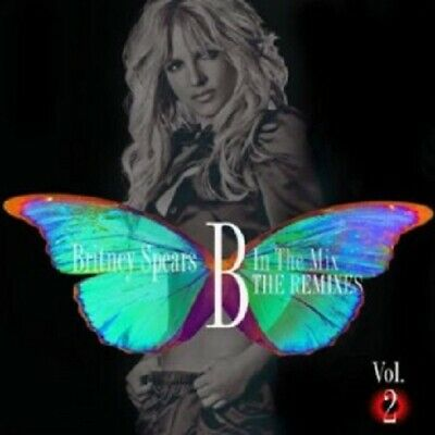 Britney Spears - B In The Mix,The Remixes Vol.2  Cd  10 Tracks Pop  Neu