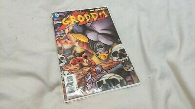 DC Comics - The Flash - 23.1 Grodd 3D Lenticular Cover - The New 52
