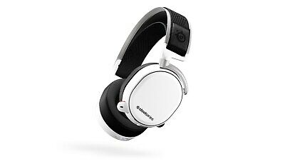 Steelseries Arctis pro Inalámbrico Tamaño Completo Auriculares Bluetooth (Blanco