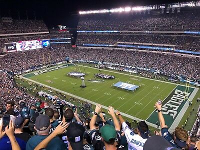 2019 Tickets to All 10 Games at Lincoln Financial Field Philadelphia Eagles  x2