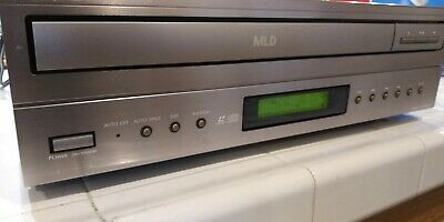 Denon LA-210 LaserDisc Movie Player Laser Disc multidisc MLD for Parts or Repair