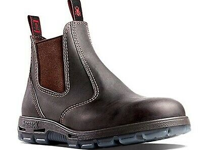 Redback - Bobcat Elastic Sided Non-Safety Work Boot