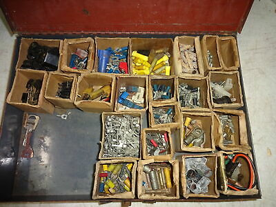 Box of Misc Terminal Ends