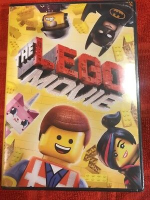 The Lego Movie (DVD) **NEW**Sealed   FREE SHIPPING!!!