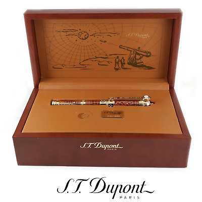 S.T. DuPont Neo-Classique President Shoot The Moon Rollerball Pen