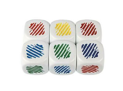 Dice Colour 22mm 6p Maths Games Teacher Resources Education Learning Classroom