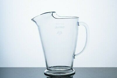 12 x Beer Jug Pitcher 1140ml W&M Marked Fully Polycarbonate | BULK BUY