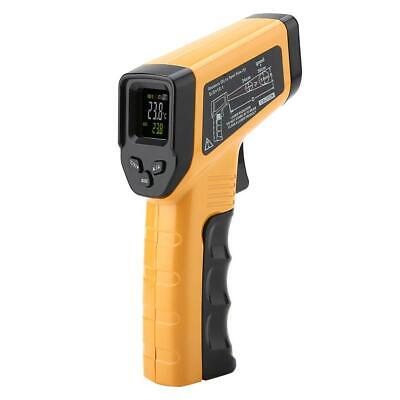 DT8380JCT -50℃~380℃ No-contact LCD Display Digital Infrared Thermometer Gun IDM