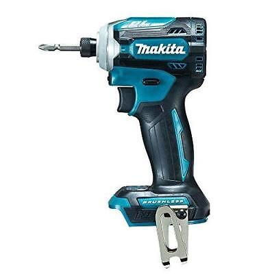 Makita TD171DZ Impact Driver Blue 18V 2018 Model (Body only) Japan new .