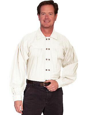 4c190ce8 MEN'S SCULLY RANGEWEAR Old Time Elegant Victorian look Western Shirt ...