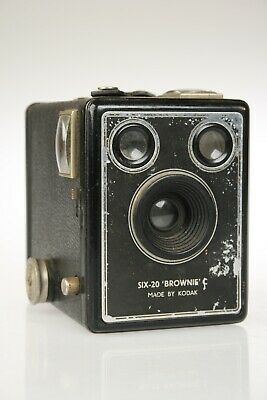 KODAK Box Brownie Six-20 Vintage Camera