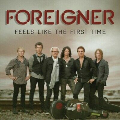 Foreigner - Feels Like The First Time (CD Used Very Good)