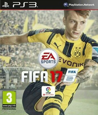 Fifa 17 ps3 Descarga Digital Entrega Inmediata