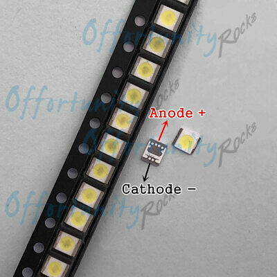 SMD LED Diode to Repair LCD TV LG 47LN570(x) Backlight Strip