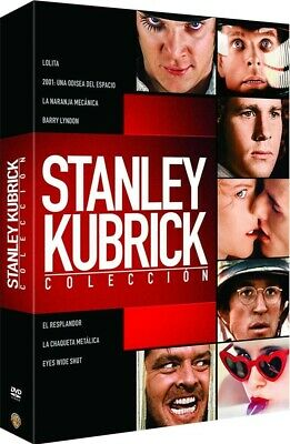 Pack Stanley Kubrick - Collection (2016)