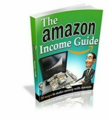 The Amazon Income Guide PDF ebook with master resell rights