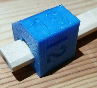 1x Scribe Jig for a Carpenters Pencil (pencil not included) Kitchen Fitters