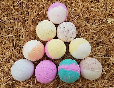 10 15 Or 30 Luxurious Handmade Bath Bombs 80 Gram Medium Size
