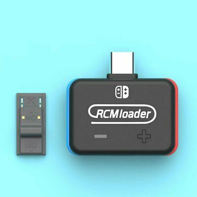 Pour NS Nintendo Switch RCM Loader Charge utile USB Dongle Atmosphère Injection