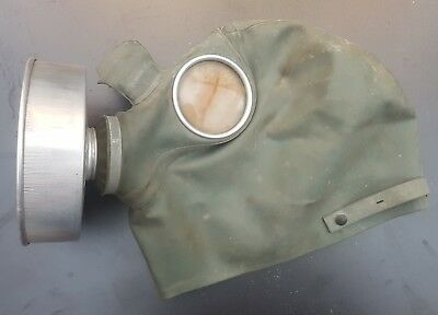Gasmask Maschera antigas Luftschutz Ww2 German Tedesca 2gm No Filtro Elmetto