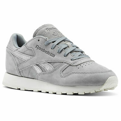 90890cdf2e7 WOMENS REEBOK CLASSIC Leather Gs Trainers White Trainers Shoes - EUR ...