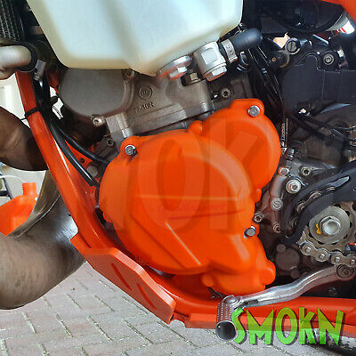 Polisport Ignition Cover fit KTM 250 300 EXC XC 17-19 Casing Protector TPi 2T OR