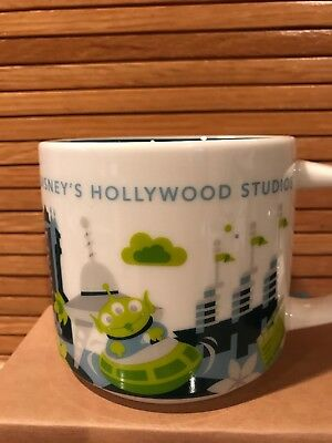 Disney Parks Hollywood Studios Starbucks MUG 3rd Edition You Are Here NIB DHS