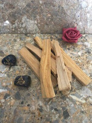 Palo Santo Holy Wood Smudge Stick, Space Cleansing, Ritual, Bursera Graveolens