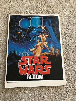 The Star Wars Album - Official Collector's Edition - 1977 -