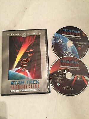 Star Trek: Insurrection, DVD 2-Disc Set, Special Collector's Edition