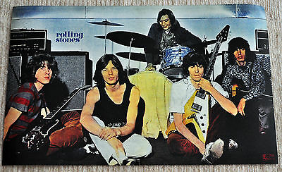 Posters, Rolling Stones, Artists R, Rock & Pop, Music